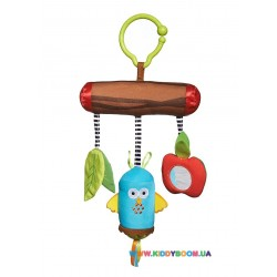 Подвеска Лесные друзья с воздушным колокольчиком Tiny Love 1110800458